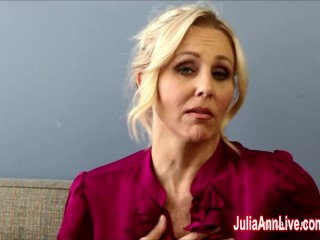 Embarrassing Moments Naked Bad Teacher Milf Julia Ann Shows You How To Get Extra Credit