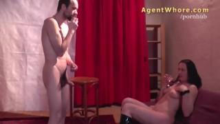 For shy erotic wild does cougar show stranger czech striptease