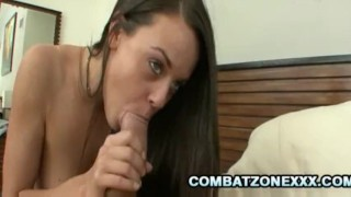 Rahyndee – Sweet Teenager Carressing Her Step-Dad Cock