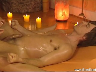 Massage For His Penis