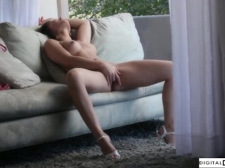 Best Free Big Cock Porn Finally Fucked, Girls Screaming For More Sex Video