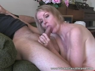 Cocksucker Blowjob From Mom
