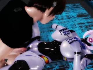 Virtual Robo Pussy (Full Movie – Xalas Approved!)