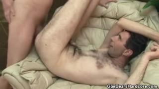Encounter hairy bareback gaybearshardcore amateur