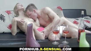 X-Sensual - Sensual orgasm Rough rough