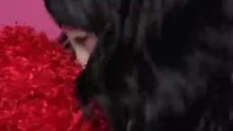 Elmo fucks Katy Perry look alike