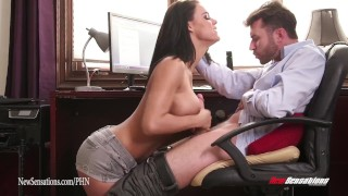 Peta Jensen I Love My Cheating Wife  bend over desk big tits cheating swingers cuckold newsensations moaning big dick busty office fuck at work facial big boobs husband shares wife cum in mouth wife sharing cheating wife