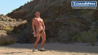 Men Pissing In TitanMen Watersports Video Doggystyle gag
