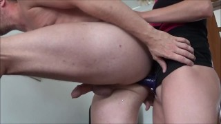 Wife Pegging her Husband by Huge Strapon truutruu pegging homemade femdom kink strap on guy amateur strapon femdom strapon brutal strapon anal pegging his ass anal ass fuck girl strap on guy amateur anal femdom cuckold