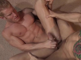 Falcon Studios Workout Stud Fuck