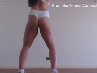Brazilian big butt Twerking! - #TwerkingButtGirl - Hot big booty shaking