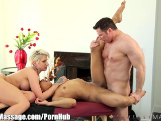 FantasyMassage FFM 3Way Birthday Surprise