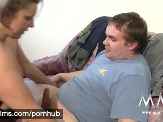Porn In Hd Tube MMV FILMS Busty Chubby Mature wants cock
