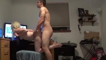 Premature cumming, fucking my wife - OurDirtyLilSecret