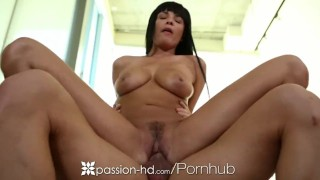 Passion HD Cum Covers Sexy Anissa Kates Face