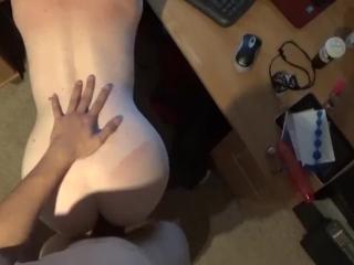 POV doggystyle fucking my wife on cam - OurDirtyLilSecret