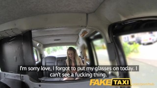 FakeTaxi Slim blonde likes it rough in back of taxi  car sex dicked down british cim blonde blowjob skinny camera faketaxi rimming spycam petite dogging rough hottie gagging deepthroat shaved pussy