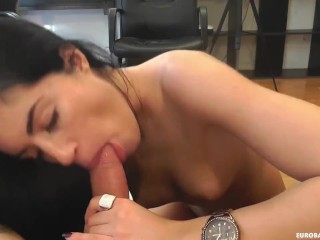Phat Ass Moms Fucking, Messy facial fun for stunning babe april Blue Babe Big Dick Brunette