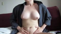 Young Girl Masturbates