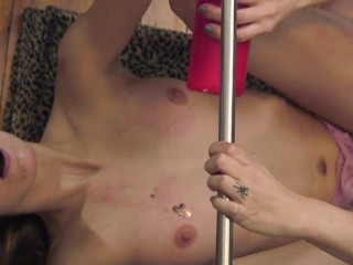 Lesbian Sex-Toy Party