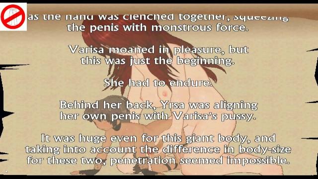 Mind stories xxx - No_pants plays amazon brawl yrsa the wildling story