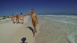 Katya Clover - Cuba Nudist 2
