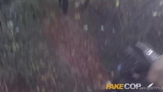 Fake Cop - Cumshot king copper shots cum like a bullet Bait domination