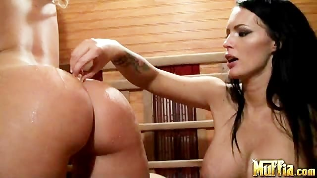 Anal threesome complation movies