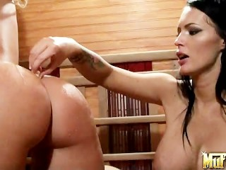 Wife first lesbian experience