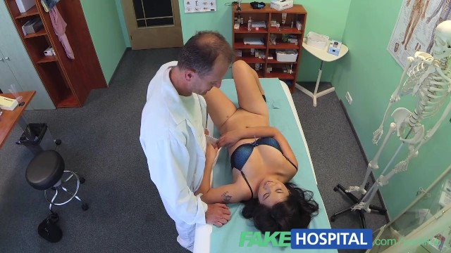 Physician patient sexual misconduct Fakehospital beautiful vietnamese patient gives doctor a sexual reward