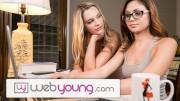 WebYoung Ariana Marie Loses Lesbian Virginity