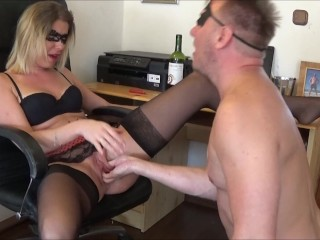 Extremely Huge Squirting Orgasm with Smoking and Pussy Eating by Truutruu