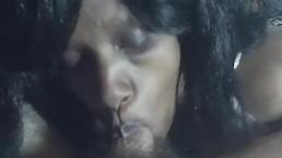 smoky bj with facial