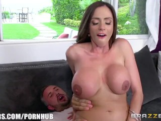 Penis With Big Balls Ariella Ferrera Cheats On Her Husband - Brazzers