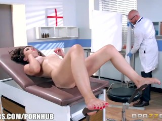 Dirty doctor fucks cytherea - brazzers