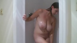 Two BestFriend's Showering