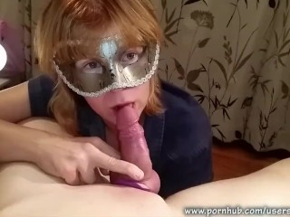 Positions for female hand job