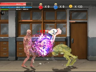 """No_Pants plays """"Fighting girl MEI"""" part 1"""