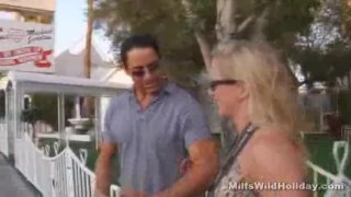 Zia strangers a cock sucks milf dick mom