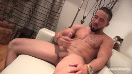 Maskurbate Gorgeous Male Zack
