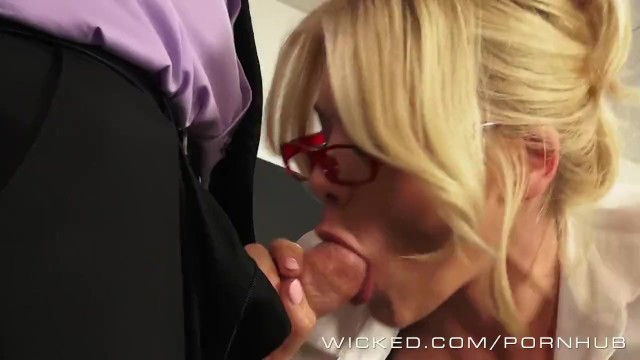 Classroom hardcore pictures Wicked - hot blonde teacher riley steele takes a big load
