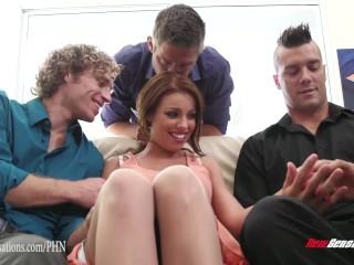 My Hotwife's Gangbang Britney Amber