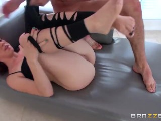 Sophia lomeli licked and banged in her sexy pussy