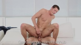 Drake Tyler Fucked Hard in Epic Gay Porn Audition