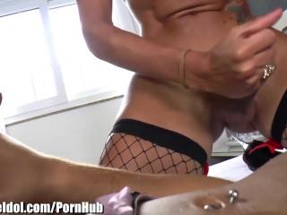 ShemaleIdol 2 Big Tits TS Ass Fuck