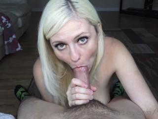 Courtney Scott Sucks Your Cock