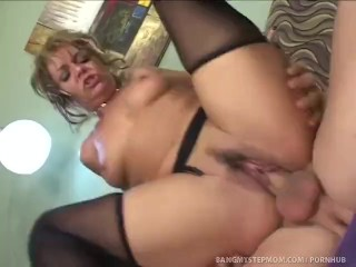Wife Cheats on Husband With Her Stepson!