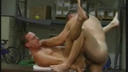 Anal And Cumshots Muscled Guys
