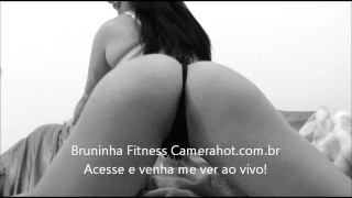 Preview 6 of Close up on fitness brazilian ass! - Big latin booty