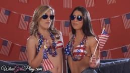 Compilation of the Best Lesbian Scissors Scenes